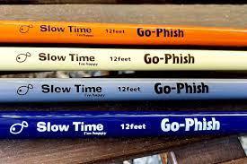 Go-Pish ゴーフィッシュ 【アジングのべ竿】 Slowtime I'm happy スロータイムアイムハッピー 2020MODEL