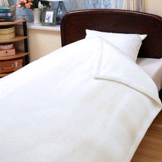 シルク千亀利(ちきり)織毛布