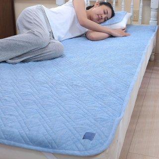 リネン麻わた敷きパッド&枕パッド 限定数 セール