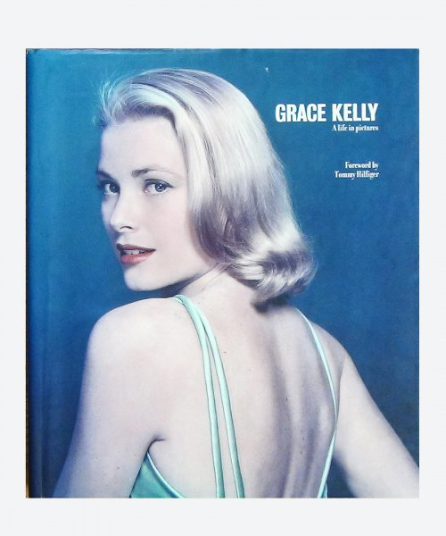 GRACE KELLY ( reuse book )