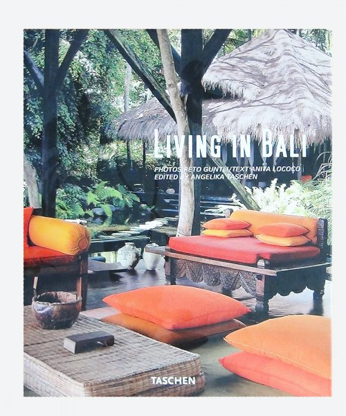 Living in Bali ( reuse book )
