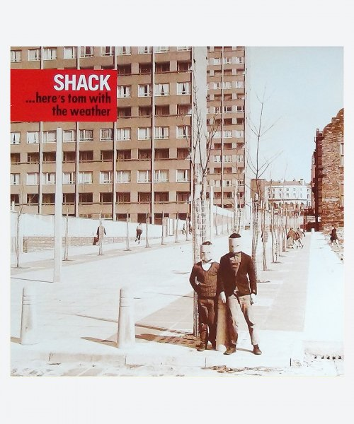 SHACK /  ...here's tom with the weather ( reuse record )