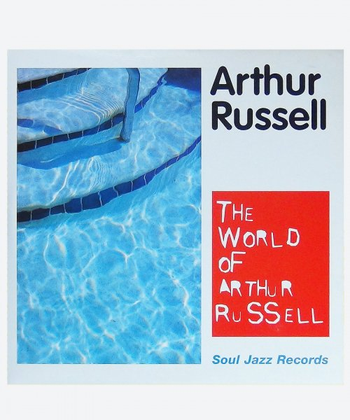Arthur Russell / The World Of ARTHUR RUSSELL ( reuse record )
