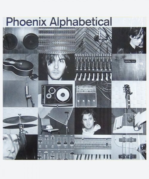 Phoenix / Alphabetical ( reuse record )