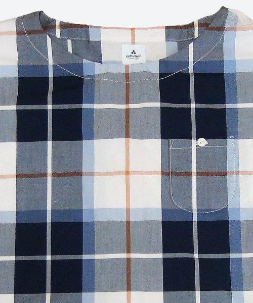 big check dolman shirt C ( ashuhari )