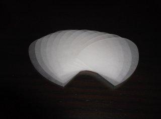 遠投ウキ スワンフイルム羽0.1mm 12枚セット