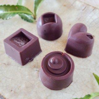 ホワイトデーギフトにも♪オーガニックチョコ&生チョコセット<4個>白砂糖不使用