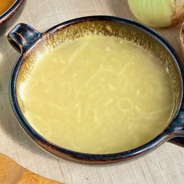 ギフトにも♪湯煎で5分温めるだけ ヒヨコ豆のスープ