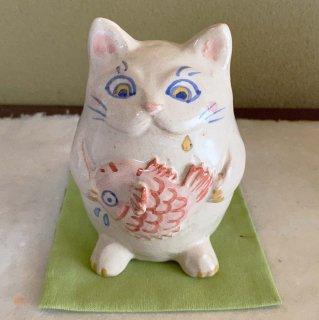 猫貯金箱(止原理美×岩川旗店)