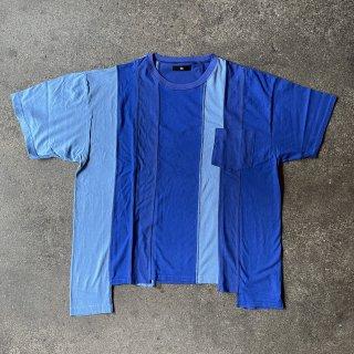 LOOSE TEE BLUE