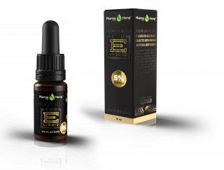 5%プレミアムブラック ピナコラーダフレーバーベイプリキッド E-Vape Premium Black PinaColada CBD500mg配合/10ml