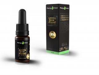3%プレミアムブラック カンナビスフレーバーベイプリキッド E-Vape Premium Black Cannabis CBD300mg配合/10ml
