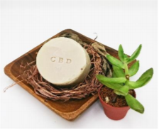 CBDソープ 無添加石鹸 CBD含有量100mg