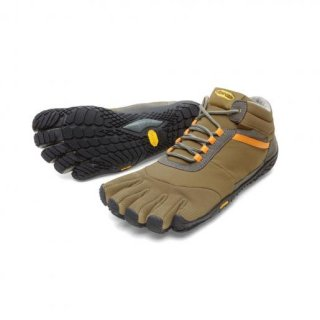 TREK ASCENT INSULATED [MEN](色:Khaki/Orange)