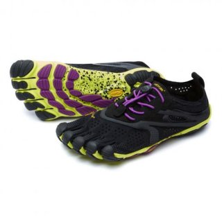 V-Run [WOMEN](色:Black/Yellow/Purple)