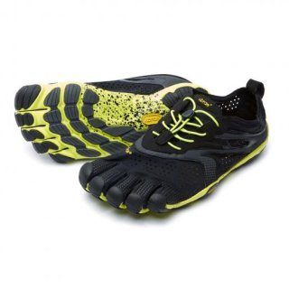 V-Run [MEN](色:Black/Yellow)