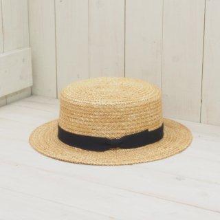 麦わらxマニラ麻 カンカン帽