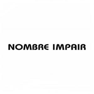 NOMBRE IMPAIR - ノンブルアンペール