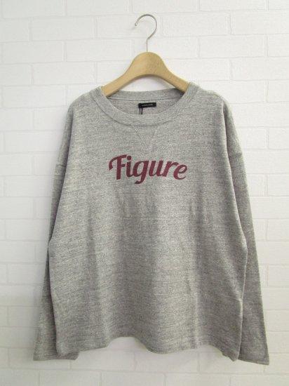 NOMBRE IMPAIR - ロゴプリントTシャツ