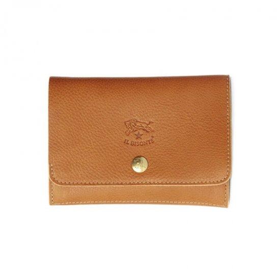IL BISONTE - フラップ付財布【正規取扱品】