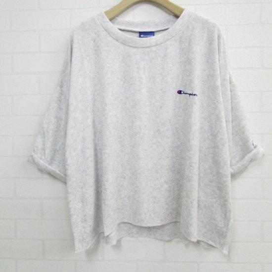 champion - ロールアップTシャツ
