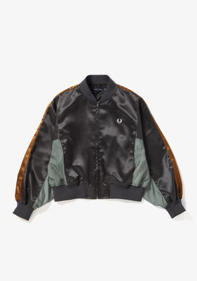 FRED PERRY - ボンバージャケット