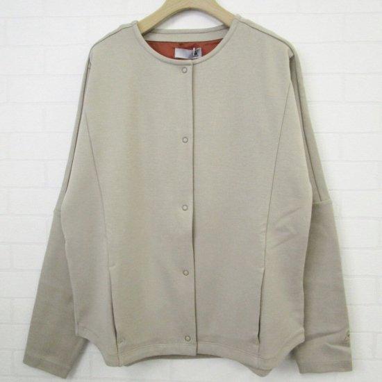 le coq sportif - ノーカラーニットジャケット