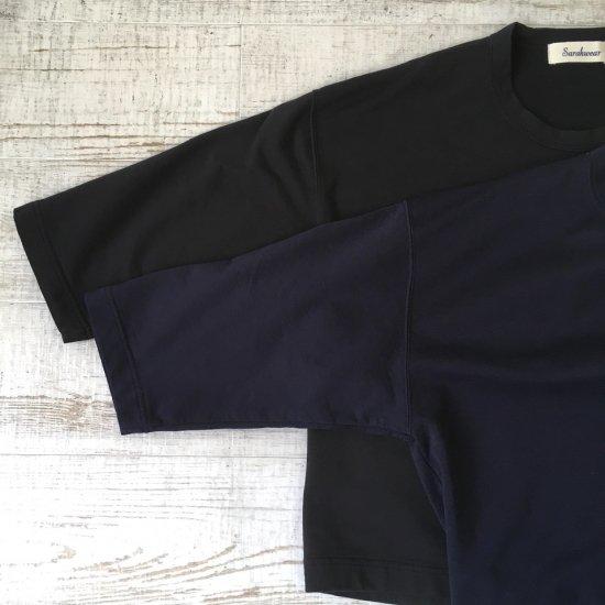 SARAHWEAR - LightSweat製品染め Tシャツ