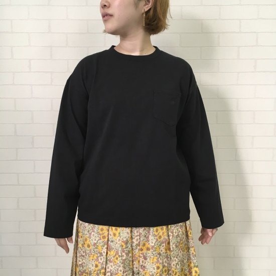 THE NORTH FACE PURPLE LABEL ロゴ ポケットTシャツ(正規取扱品)