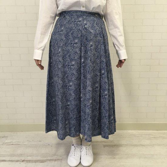 SARAHWEAR - リバティラップスカート