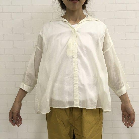 Parkes - コットン100% 涼しいビックシャツ