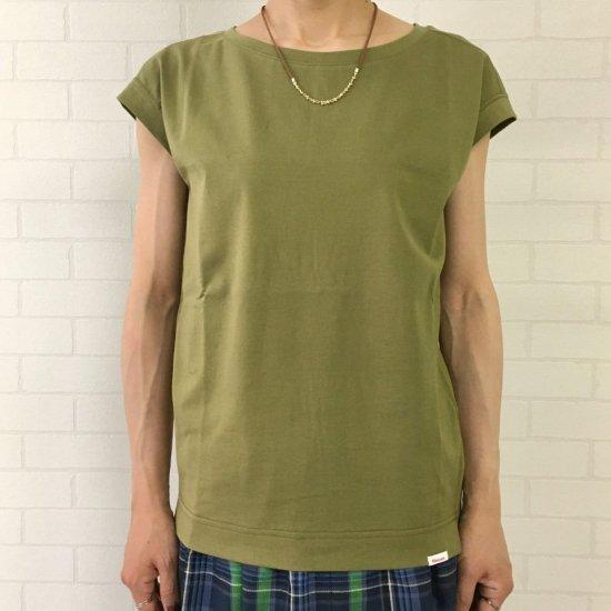 Vincent et Mireille - フレンチスリーブTシャツ VM201BS12042