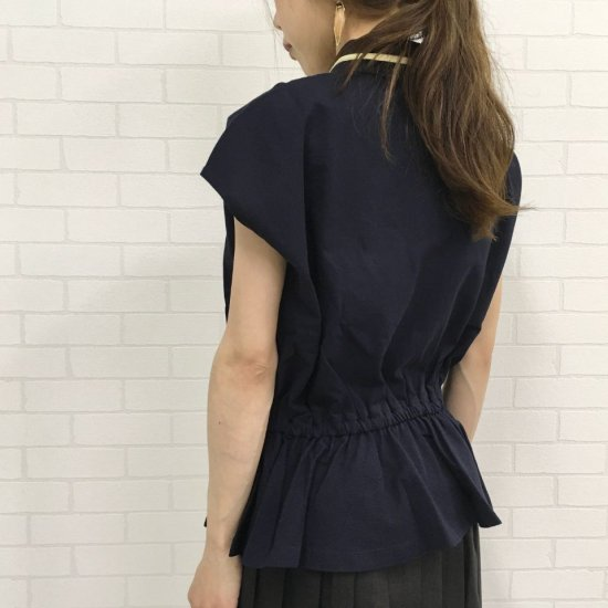 FRED PERRY - Waist Gathered Pique Shirt ウエストギャザーポロシャツ(F5369)