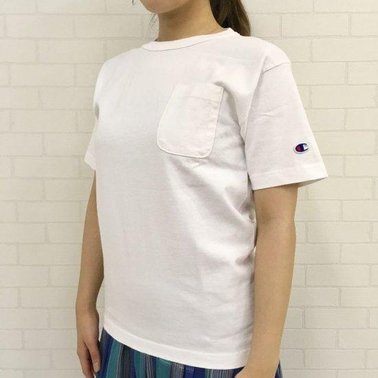 Champion - T1011 Heavy Weight Pocket T-Shirt (C5-B303)