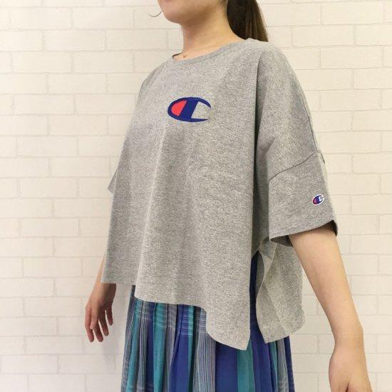 Champion - Tシャツ ウィメンズ ワイドTシャツ (CW-R303)