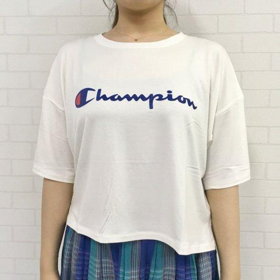 Champion - スポーツ / Tシャツ ウィメンズ クロップドTシャツ (CW-RS304)