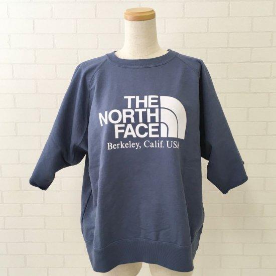 THE NORTH FACE PURPLE LABEL - 10oz H/S CrewNeckSweat ハーフスリーブクルーネックスウェット(NT6003N)  正規取扱品