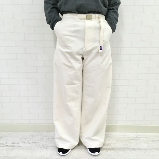 THE NORTH FACE PURPLE LABEL - Stretch Twill Baggy Pants  ストレッチツイルバギーパンツ (NTW5053N) 正規取扱品