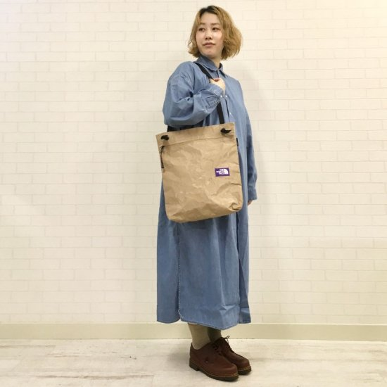 THE NORTH FACE PURPLE LABEL - Tech Paper Shoulder Bag(NN7051N) 正規取扱品