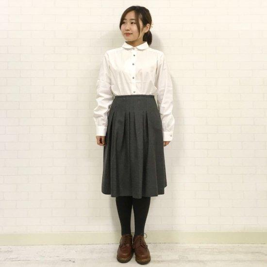 O'neil of Dublin - ソフトプリーツスカート24757(レングス:59cm丈)正規取扱商品