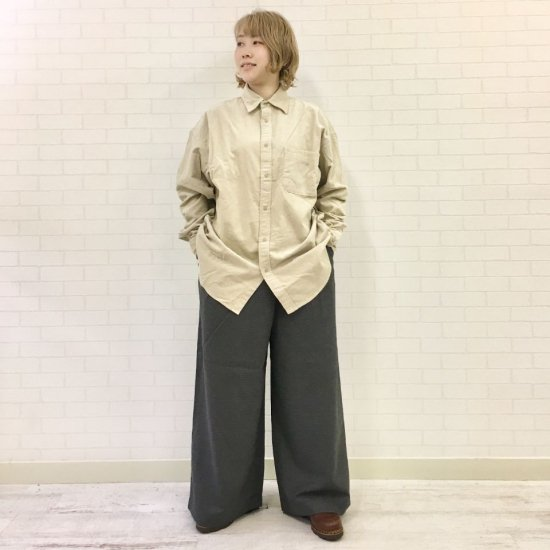 THE NORTH FACE PURPLE LABEL - Organic Cotton Corduroy Big Shirt(NT3074N) 正規取扱商品