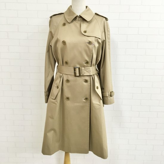 SARAHWEAR - [Grace] Lining Liberty Trench Coat (C60144)