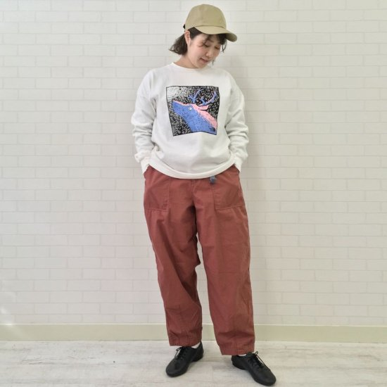 THE NORTH FACE PURPLE LABEL - Ripstop Wide Cropped Pants(NT5064N) 正規取扱商品