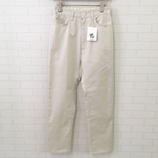 SARAHWEAR - Strech Chino Soft Skiny Pants(C30403)