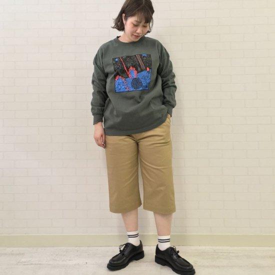 SARAHWEAR - Strech Chino Bermuda Pants(C30404)