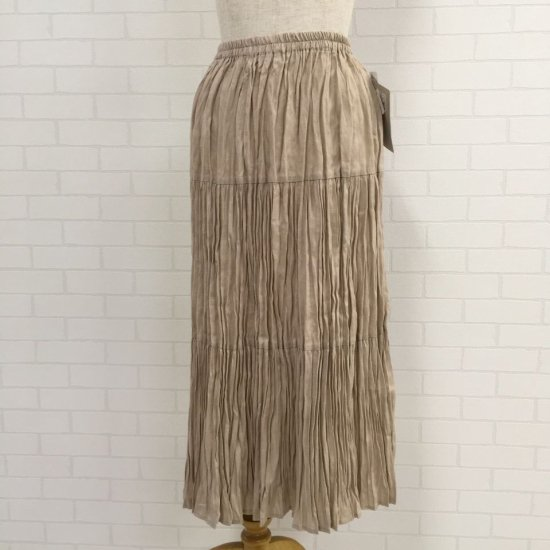 Rockmount - リネン3段ティアードスカート(正規取扱商品)