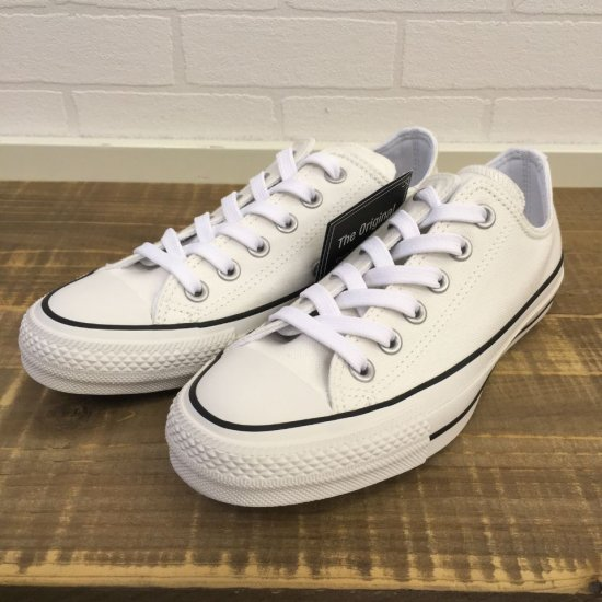 CONVERSE - ALL STAR 100 COLORS OX(ローカット) 1CK565(BLK) 1CK562(WHT)正規取扱商品