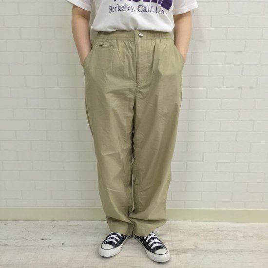 THE NORTH FACE PURPLE LABEL - Shirred Waist Pants(NT5004N)正規取扱商品