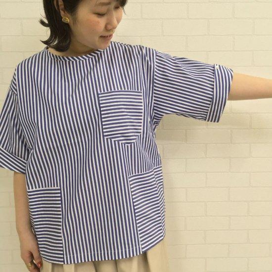 SARAHWEAR - Marine Shirt Stripe(C52697)