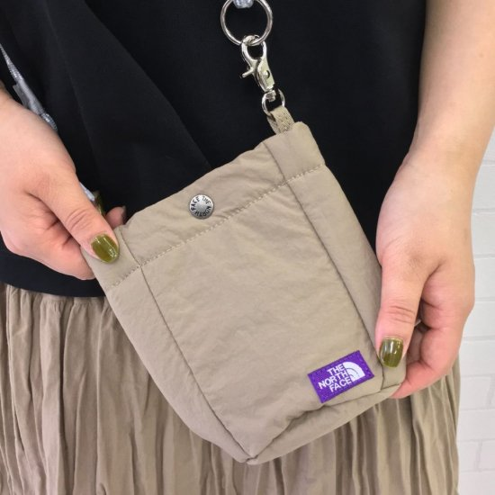 THE NORTH FACE PURPLE LABEL - Lounge Shoulder Pouch(NN7105N)正規取扱商品